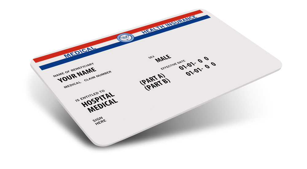 you use your Medicare card when you seek treatment in a hospital or doctor's office setting